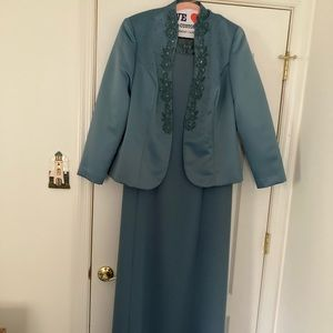 Mother-of-the Bride Evening Gown EUC
